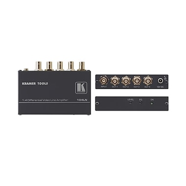 Kramer (KC-104LN) 1:4 Composite Video Differential Line Amplifier