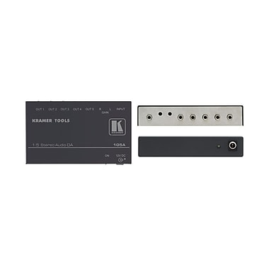 Kramer (KC-105A) 1:5 (U) Audio Distribution Amplifier