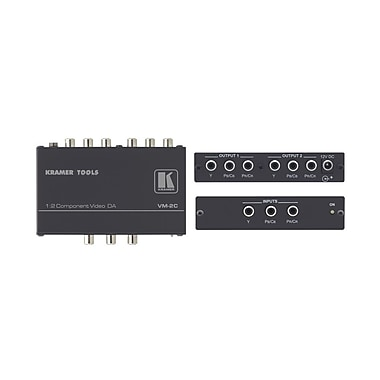 Kramer (KC-VM-2C) 1:2 Component Video Distribution Amplifier