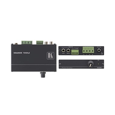 Kramer (KC-900N) Stereo Audio Amplifier, 8.4W Per Channel