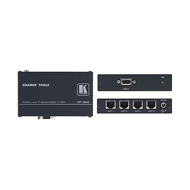 Kramer – (KC-TP-104HD) Émetteur XGA et HDTV 1:4 à paire torsadée