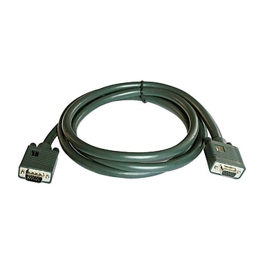 Kramer (KC-C-GM/GF-50) 15-Pin Hd (M) To 15-Pin (F) Cable - 50'