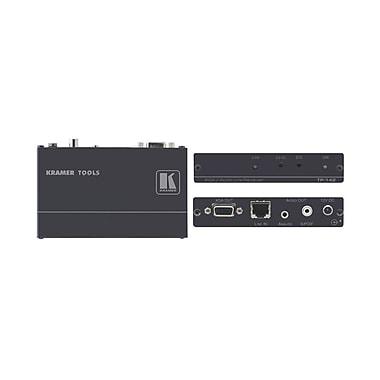 Kramer – (KC-TP-142) Récepteur XGA et audio stéréo à paire torsadée