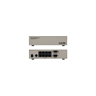 Kramer (KC-VDS-CU) 0Vs22076A: Minicom Vds and Avds Control Unit