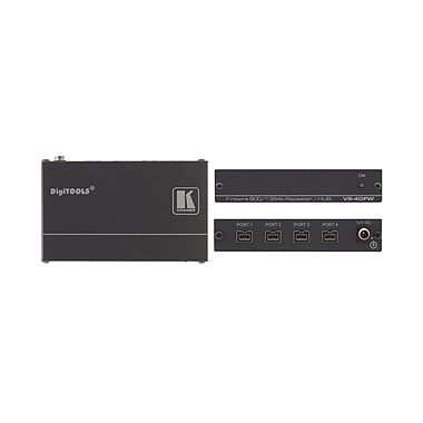 Kramer (KC-VS-40FW) 4-Port Firewire® 800 Repeater/Hub