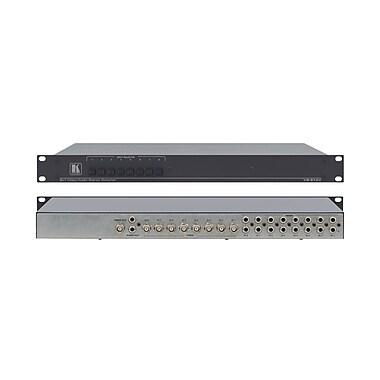 Kramer (KC-VS-81AV) 8X1 Composite and (U) Audio Mechanical Switcher