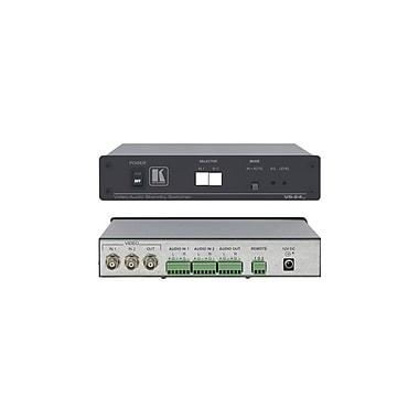 Kramer – (KC-VS-24XL) Commutateur composite et audio (B) en veille 2x1