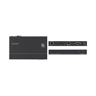 Kramer – Transmetteur HDMI, RS-232 bidirectionnel, Ethernet et infrarouge sur paire torsadée (KC-TP-581T)