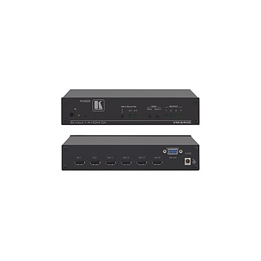 Kramer – Amplificateur de distribution et commutateur HDMI 2X1:4 (KC-VM-24HC)