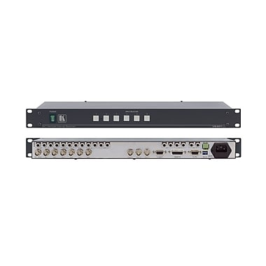 Kramer (KC-VS-601xlm) 6X1:3 Composite Switcher, (U) Audio and Da
