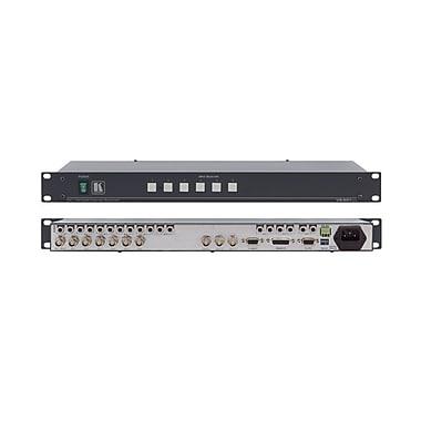Kramer – (KC-VS-601xlm) Commutateur composite, audio et Da (U) 6x1:3