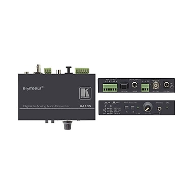 Kramer (KC-6410N) Digital To Analog Audio format Converter