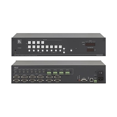 Kramer (KC-VP-8x4AK) 8X4 Xga Matrix Switcher With B/U Stereo Audio