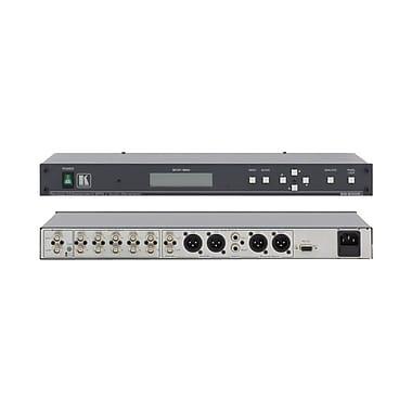 Kramer – Générateur multistandards de vidéo composite black burst, de bandes chromatiques et de son et musique (KC-SG-6005xl)