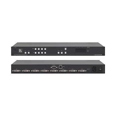 Kramer – (KC-VS-44HDCP) Commutateur DVI (HDCP) Matrix 4x4