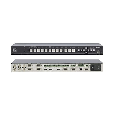 Kramer (KC-VP-731) 9-Input Scaler / Switcher - Hqv® Processing. Ethernet Control