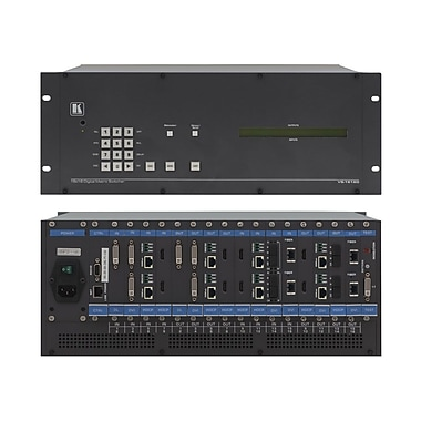 Kramer (KC-VS-1616D) 2X2 To 16X16 Multi-format Digital Matrix Switcher Frame (F-16)