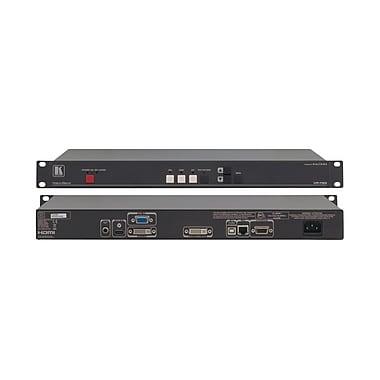 Kramer – Conver. de résolution numérique de multiples formats à DVI/HDMI avec distorsion professionnelle et mixeur (KC-VP-793)