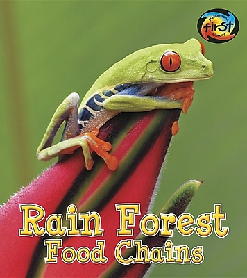 Rain Forest Food Chains (Food Chains and Webs) 1468258