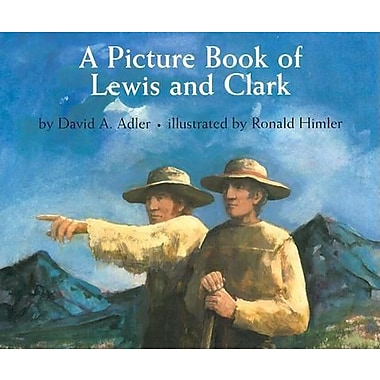 A Picture Book of Lewis and Clark (Picture Book Biographies)
