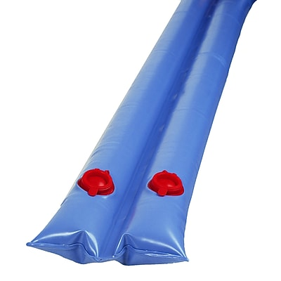 Blue Wave NW106 8' Universal Double Water Tube for Winter Pool Cover, 5 Pack