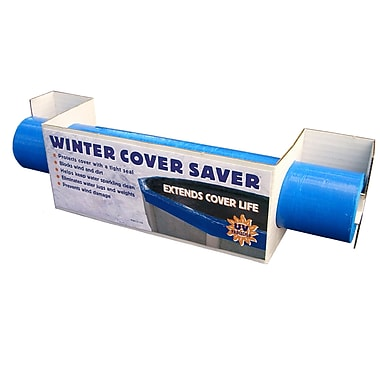 Blue Wave NW174 Above-Ground Winter Pool Cover Seal, Blue