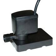Dredger NW2300 Jr. 350 GPH Above-Ground Pool Winter Cover Pump, Black