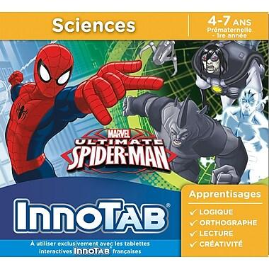 VTech – Cartouche téléchargeable InnoTab, The Ultimate Spiderman, français