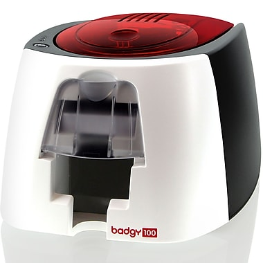 Evolis Badgy100 Plastic Card Printer