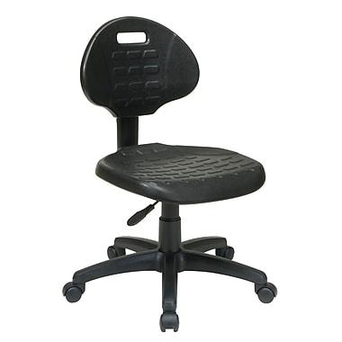 Work Smart Task Chair, Black