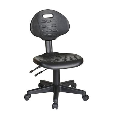 Work Smart Eronomic Chair, Black