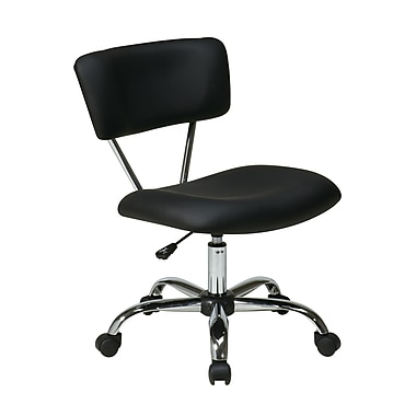 Avenue Six Vista Task Office Chair, Black
