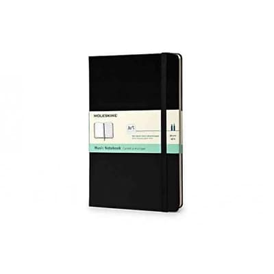 Moleskine Classic Music Notebook Large, Black