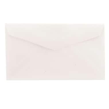 JAM PaperMD – Enveloppes en papier vélin translucide format n° 2 (2 1/2 x 4 1/4), 100 par paquet