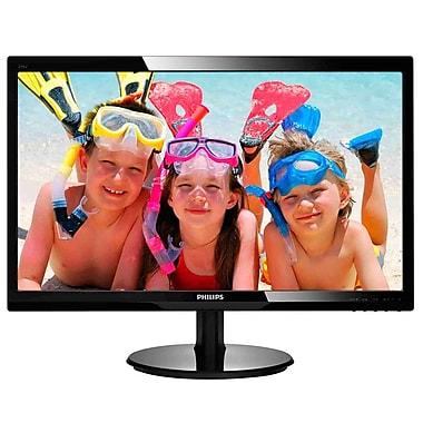 Philips - Moniteur ACL 24 po avec HDMI et haut-parleurs (246V5LHAB)