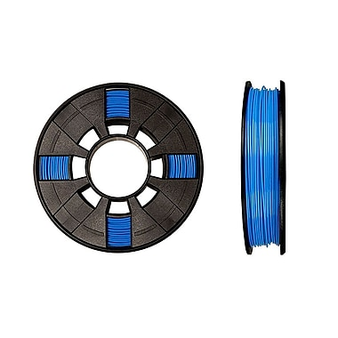 MakerBot 1.75 mm PLA Filament, Small Spool, 0.5 lb., True Blue