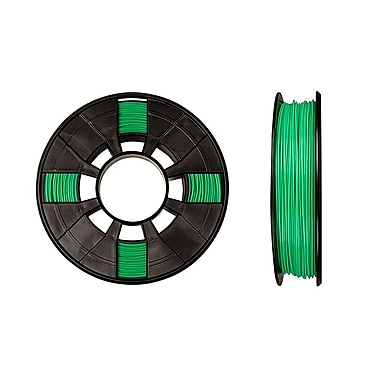 MakerBot 1.75 mm PLA Filament, Small Spool, 0.5 lb., True Green