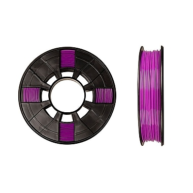 MakerBot 1.75 mm PLA Filament, Small Spool, 0.5 lb., True Purple
