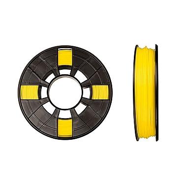 MakerBot – Filament en plastique PLA, 1,75 mm, petite bobine, 0,5 lb, jaune pur