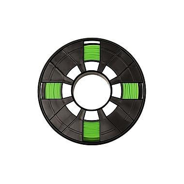 MakerBot 1.75 mm PLA Filament, Small Spool, 0.5 lb., Neon Green