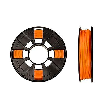 MakerBot 1.75 mm PLA Filament, Small Spool, 0.5 lb., Neon Orange