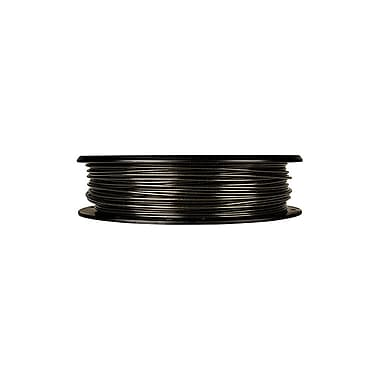 MakerBot 1.75 mm PLA Filament, Small Spool, 0.5 lb., Sparkly Black