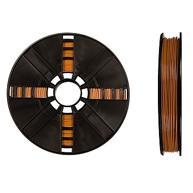 MakerBot 1.75 mm PLA Filament, Large Spool, 2 lb., True Brown