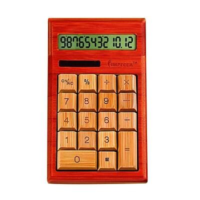 Impecca Standard Function Calculator; Cherry