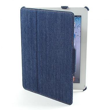 Impecca SlimFlip Case for Apple, Denim