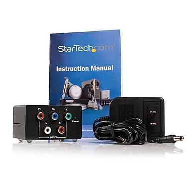 StarTech.com – Convertisseur vidéo de composantes à VGA avec audio