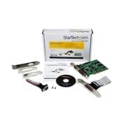 StarTech.com – Carte PCI double avec 2 ports série et 2 ports parallèles, 16C1050 UART