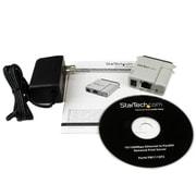 StarTech® 1 Port 10/100 Mbps Ethernet Parallel Network Print Server