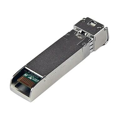 StarTech® – Module émetteur-récepteur SFP+ 10GBase-SR à fibre optique multimode 850 nm LC, DDM, compatible Cisco, 300 m