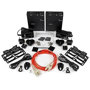 StarTech ® Extenseur HDMIMD par fibre avec commande infrarouge, Fibre SC, 2600 pi (800 m), 1920 x 1200, 1080p